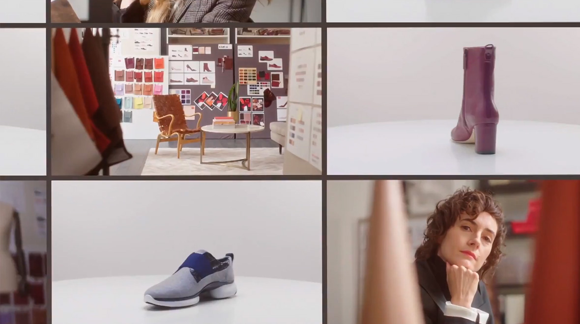 Fall 2018 Cole Haan Stylist Collaboration