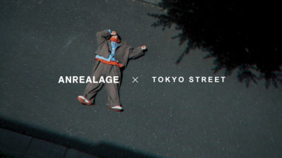 """ANREALAGE 2019-20A/W """"DETAIL""""イメージムービー"""