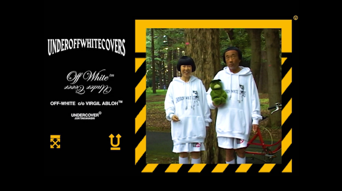 OFF-WHITETM c/o UNDERCOVER