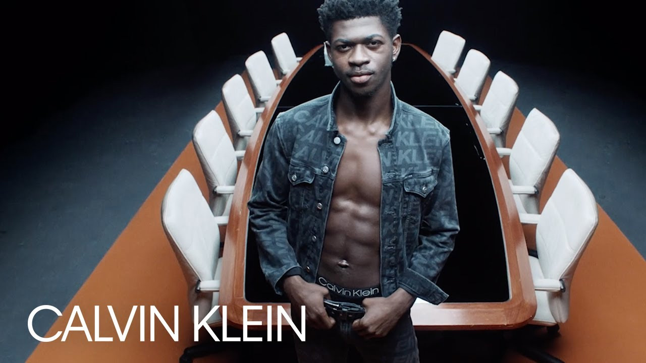 DEAL WITH IT. | CALVIN KLEIN