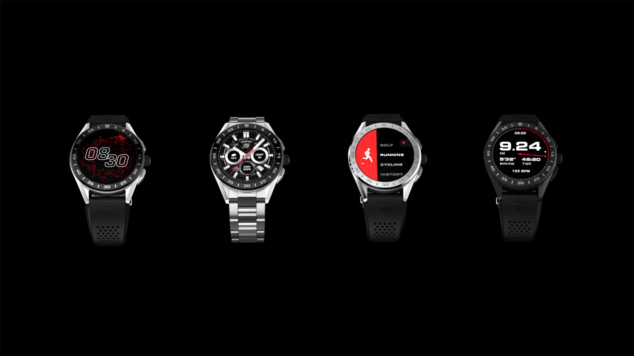 THE NEW TAG HEUER CONNECTED