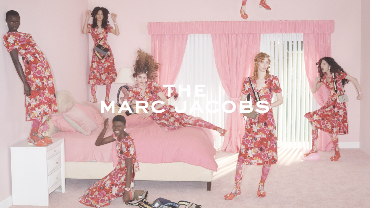 """THE MARC JACOBS PRE FALL 2020 CAMPAIGN"""