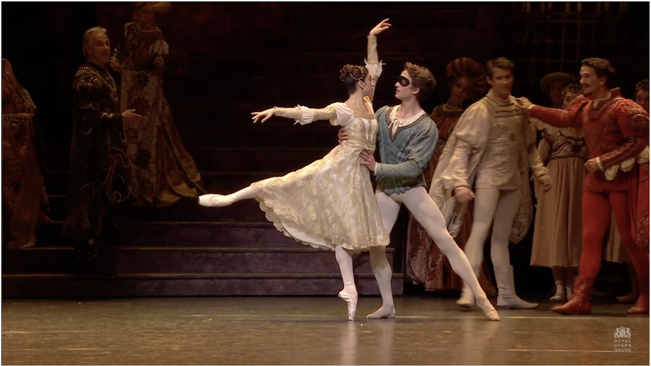 Trailer: Watch The Royal Ballet's Romeo and Juliet 10 July #OurHouseToYourHouse