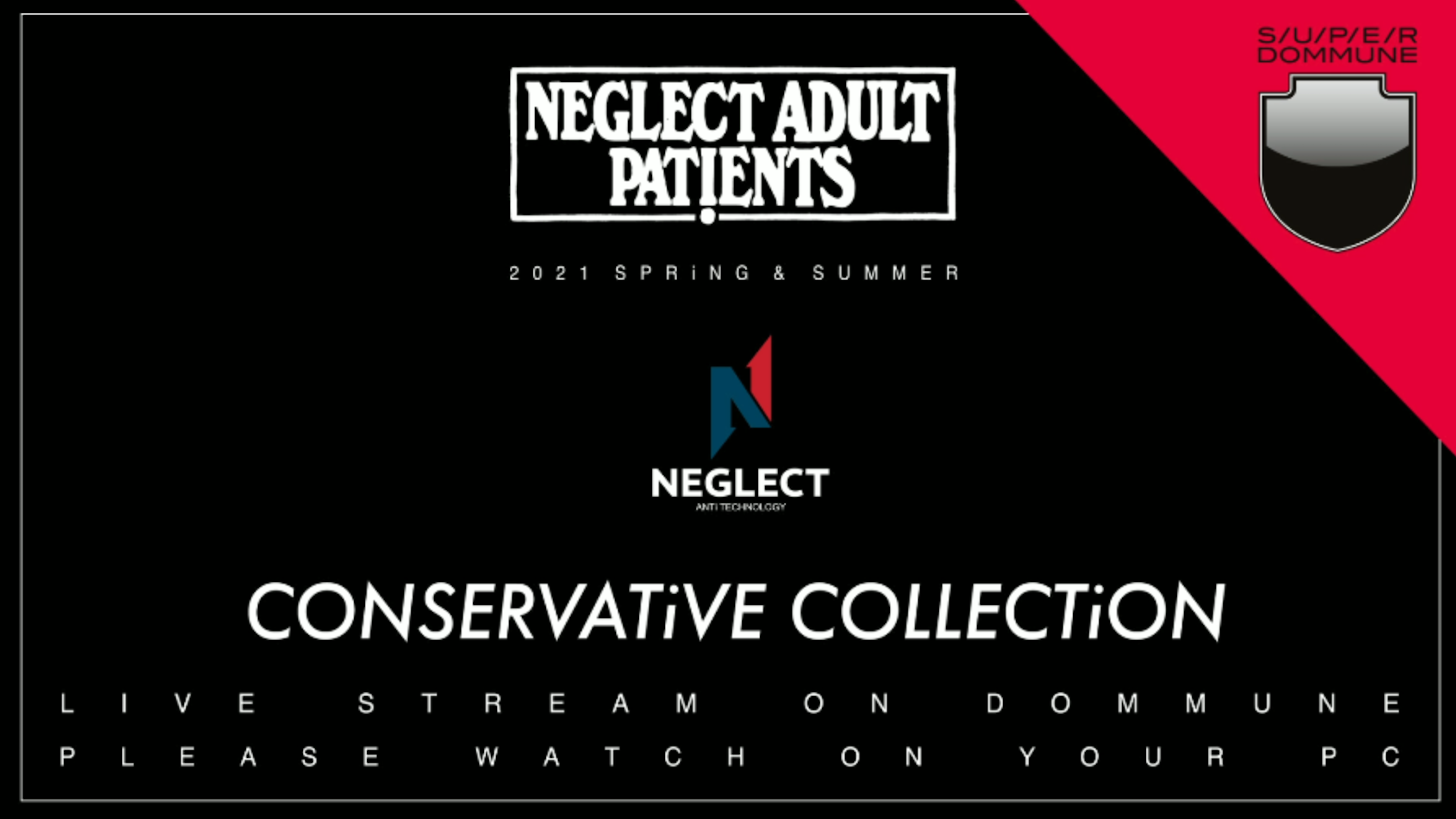 NEGLECT ADULT PATiENTS SS2021