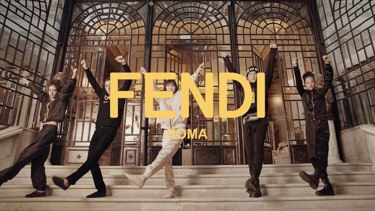 FENDI ROMA HOLIDAY COLLECTION 2020