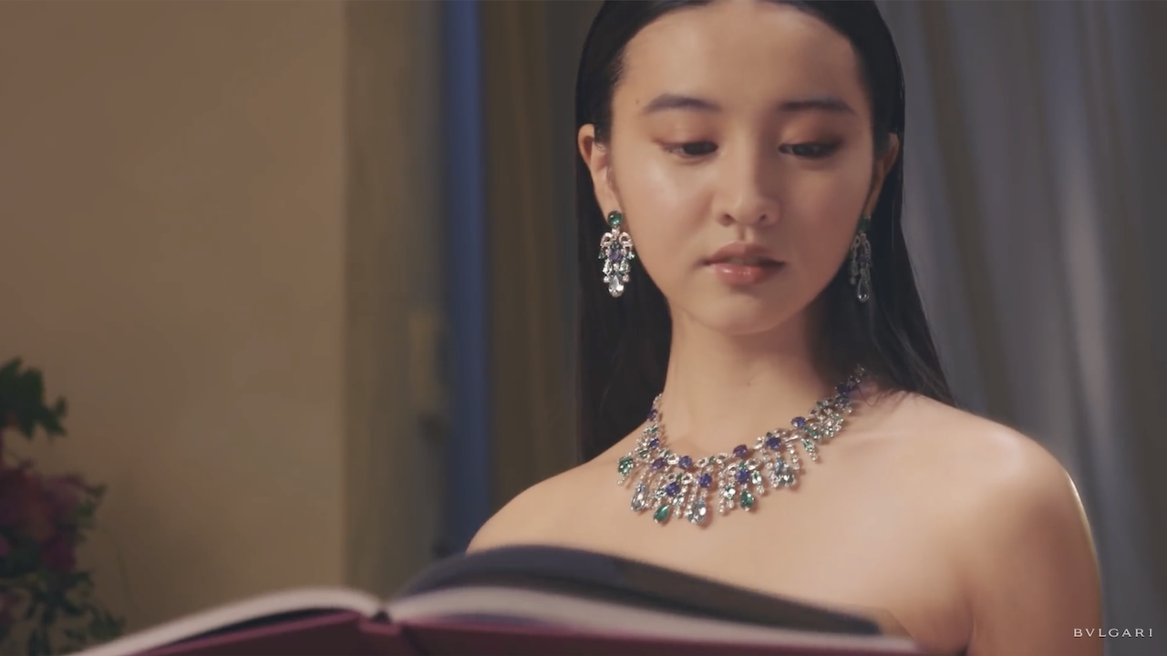 The magic of Paraiba unveiled in Tokyo with Koki